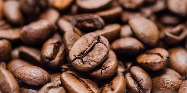fresh roasted espresso beans