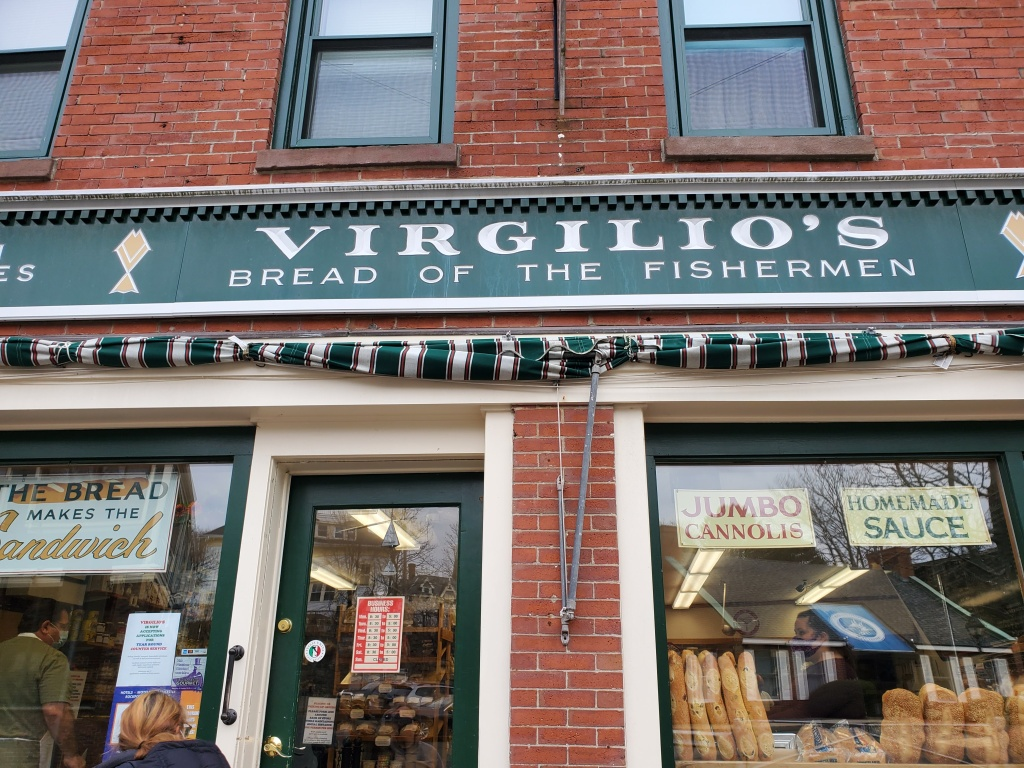 Storefront of Virgilio's